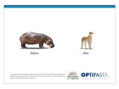 OPTIFAST Slimming diet