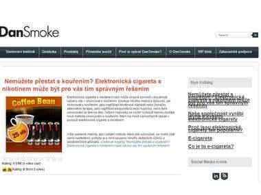 Blog DanSmoke Ltd. CZ