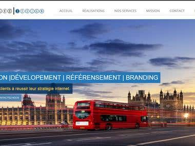 Web Design & Development.