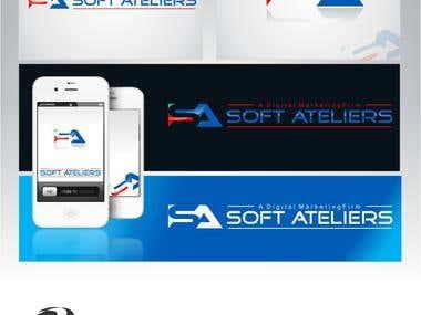 SOFT ATELIRES Logo