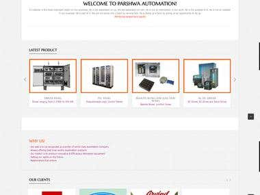 Parshwa Automation