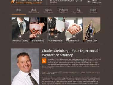 Charles Steinberg website