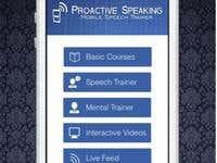 How to Stop Stuttering-Proactive Speaking Mobile Speech Trai