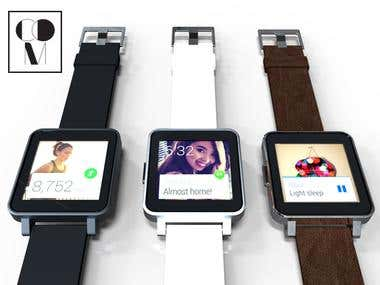 COM 1 - Smart Watch