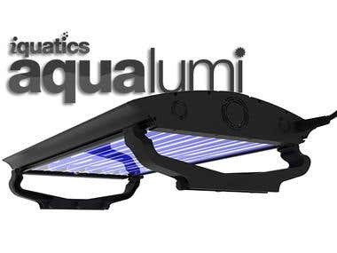 iQuatics - Aqualumi Aquarium Lighting Unit