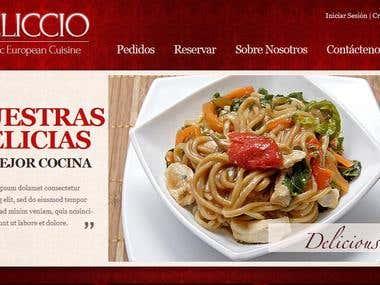 Sistema de Gestión de Restaurantes