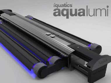 iQuatics - Aquarium Lighting Unit