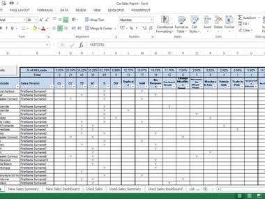 Sales Lead Tracker