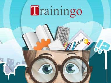 TraininGo Facebook Cover