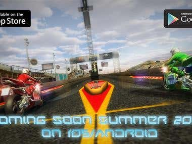 DSE Racing - 3D Superbikes racing game