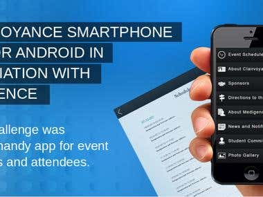 CLAIRVOYANCE Android APP