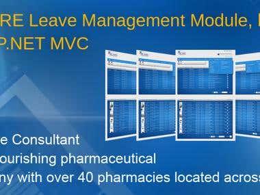 Rx CARE Leave Management Module