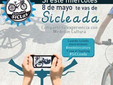 campaña cicleada
