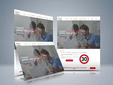 Professional Business Website