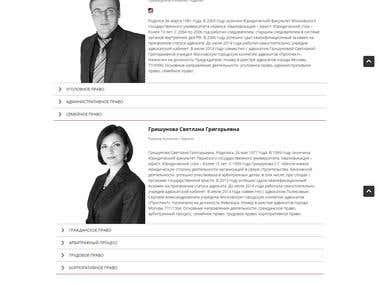 "Moscow City Bar Association \\\""Prospectus\\\"""