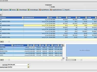 Import & Export Data