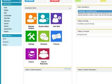 Esys School Management System(Digital School)