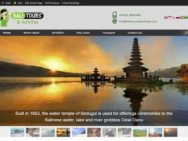 Bali Tours and Activities