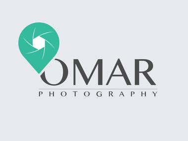 photographer logo design