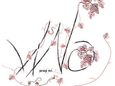 Classy Logo for an elite vine -house