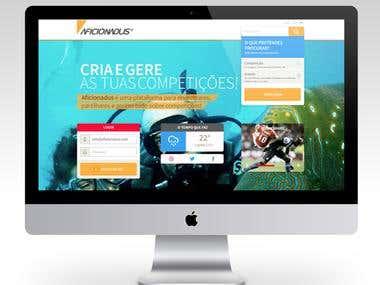 Aficionadus Brand & Website