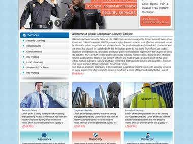 Responsive Site in WordPress
