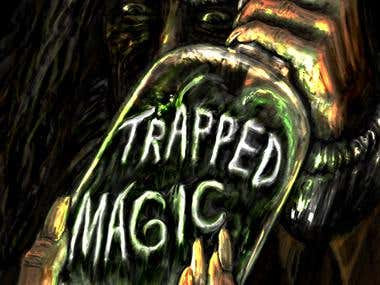 Trapped magic