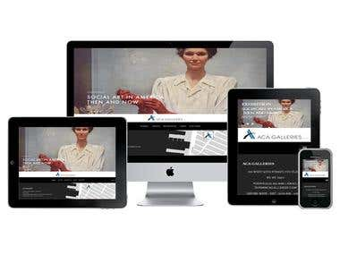 PSD to HTML (Responsive)
