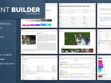 Ether Content Builder for WordPress