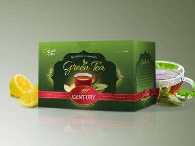 Century Green Tea
