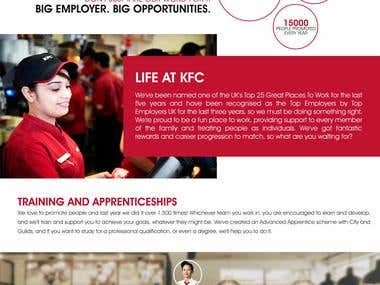 AttariBros Poster for KFC