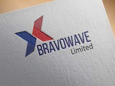 Bravowave logo