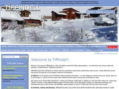 Tiffindel Ski Resort