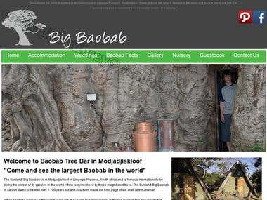 The Big Baobab (hospitality business)