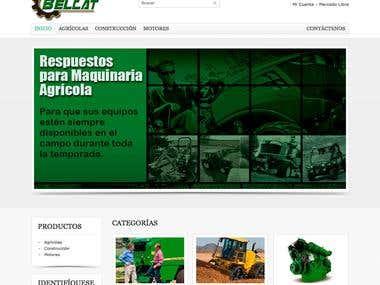 Belcat Website