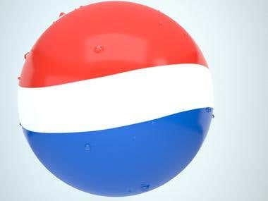 3D Pepsi Project