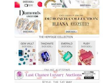SEO,SMO,SEM FOR Jewellery Website