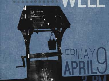 Wishing Well Band Poster