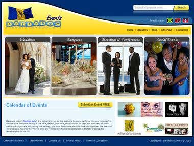 Barbados Company website