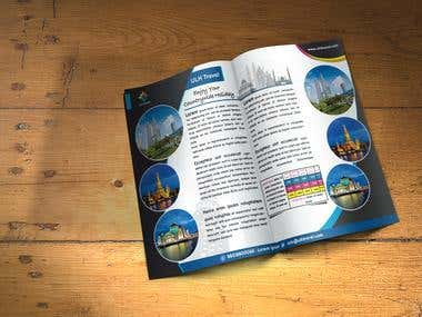 Flyer Design, Brochure Design