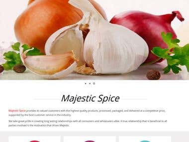 Food / Spice / Food Safety & Quality