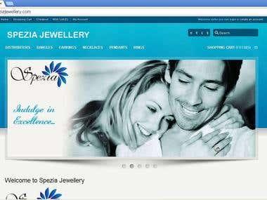 Online swarovski jewellery shop