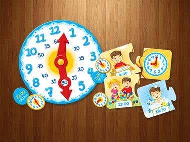 Board game for children 1