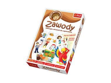 Board game for children 4
