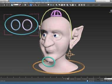 Bone Rigging highly recommended by Pro animators