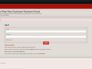FlexiVan Payment System