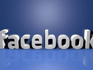 Facebook services Icone