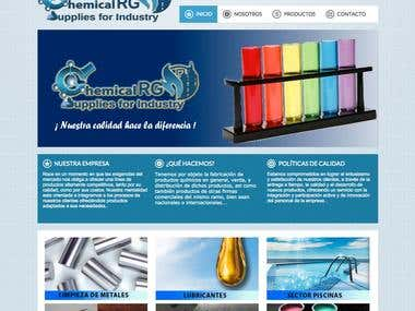 Chemical Supplies RG Website