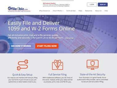 Efile4biz Website