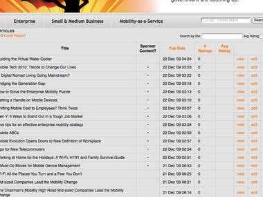 Fiberlink Website